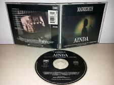 MADREDEUS - AINDA - ORIGINAL SOUNDTRACK - CD