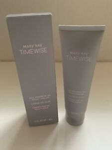 🌙New In Box! Mary Kay TIMEWISE COMBO/OILY Age Minimize 3D Night Cream - 1.7oz🌙