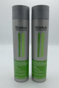 Lot Of 2 Kadus Professional 10.1 Oz Ea Impressive Volume Conditioner