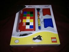 LEGO Armor Case Starter Kit: Case, Stylus, Car Charger (Nintedo DSi) NIP red.