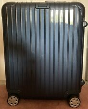 Discontinued RIMOWA Salsa Deluxe Multiwheel 56 Yachting Blue