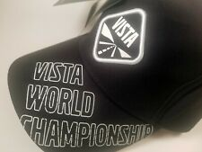 Volvo Trucks Hat Vista World Championship Trucker Baseball Cap Black Strap Back
