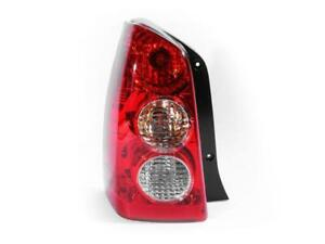 LHS Tail Light for Mazda Tribute 03-06 EP Series 2 Wagon Red & Clear