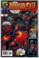 Thunderbolts #29 1999 (C5906) Marvel Graviton - X-51 Machine Man