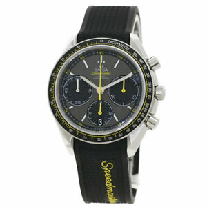 OMEGA Speedmaster Racing Watches 326.32.40.50.06.001 Stainless Steel/Rubber mens