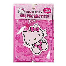 Sanrio Hello Kitty Paper Car Air Freshener : Peach Scented