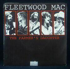 "7"" FLEETWOOD MAC - the farmer's daughter / dreams, nm"