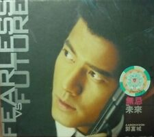 Aaron Kwok 郭富城 - Fearless vs Future(with external box and bonus VCD)