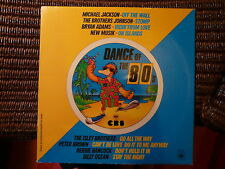 COMPIL DANCE OF THE 80's michael jackson SDC 40