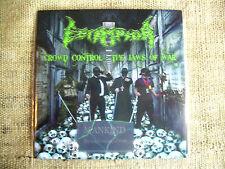 Estampida - Crowd Control: the Jaws of War  - CD
