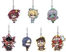 SPACE PATROL LULUCO RUBBER TRADING STRAP 7 PIECE DISPLAY BOX NEW  #sdec16-80