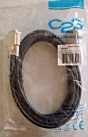 CABLES TO GO 26942 C2G 3M DVI-D DUAL LINK CABLE M//M FREE Shipping New