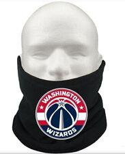 Washington Wizards Gift Basketball Thermal Fleece Scarf Snood Neck Warmer
