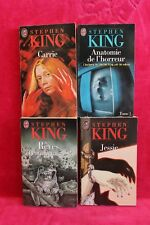 Stephen King - Lot de 4 poches - Livre - Occasion