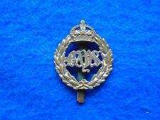 Genuine Inter War 2Nd Dragoon Guards (Queens Bays) Egyptian Sand Cast Cap Badge