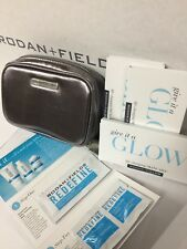 Rodan and Fields Metallic Makeup/Storage Bag NEW (includes 4 sample packs!!!)