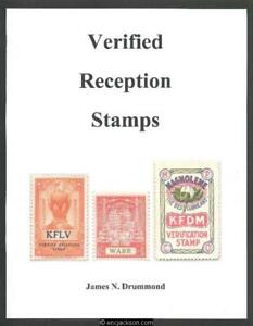 Drummond, James N. Verified Reception Stamps