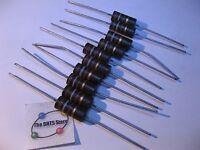 Royal OHM 470k ohm 10x R/ésistance Carbone 1w 5/% 470kohm 170res374