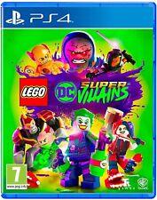 Lego DC Super Villains | Game | Sony PlayStation | PS4