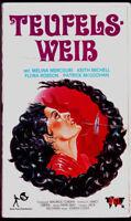 "VHS - "" TEUFELSWEIB "" (1958) - Melina Mercouri"