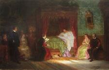 ANTONY SERRES TABLEAU HISTOIRE FRANCOIS 1ER PEINTRE FRENCH HISTORY PAINTING ART