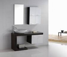 Bathroom Vanity - Modern Bathroom Vanity Set - Single Sink - Aria -55""