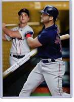 Andrew Benintendi 2019 Topps Gold Label Class One 5x7 Gold #10 /10 Red Sox