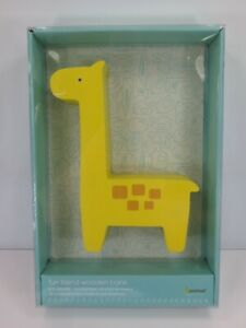 PEARHEAD Fun Friend Wooden Bank Giraffe