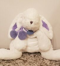 SOFT PLUSH TOY BUNNY DOUDOU ET COMPAGNIE PARIS MADE IN FRANCE VERY RARE!