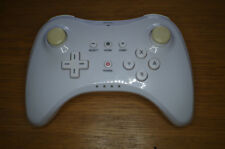 Wireless Classic Pro Controller Joystick Gamepad For Nintendo Wii U / White