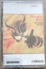 Mercyful Fate,Don't break the Oath,Cassette originale USA,Combat label,1984