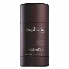 Calvin Klein Euphoria Deodorant Stick Men Ck 2.6 Oz / 75 g Deo Stick BRAND NEW