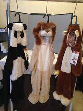 TODDLER 18-24 MONTHS HALLOWEEN COSTUMES LION, PANDA BEAR, OR MONKEY