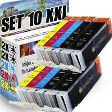 10x XL Druckerpatronen für Canon Pixma MG7750 MG5700 MG5750 MG5751 MG5752 MG5753