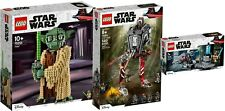 LEGO ® Star Wars 75255 75254 75246 Jedi-Meister Yoda AT-ST™-Räuber N10/19