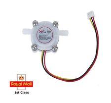Débit d'eau Capteur Fluide débitmètre commutateur compteur 0.3-6 l / min compteur nouveau