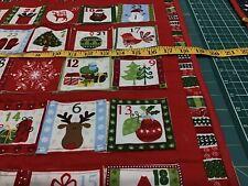 Fabric Advent Calendar- family heirloom that should last a lifetime