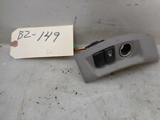 2005 VOLVO V50 POWER OUTLET W/TRACTION CONTROL SWITCH 8686026