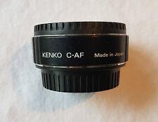 Kenko duplicatori focale Extender 1.4x C-AF Teleplus PRO 300 Canon EF EF-S