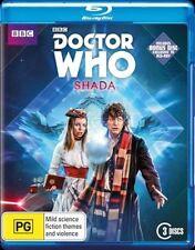 Doctor Who - Shada (Blu-ray, 2018, 3-Disc Set) RB
