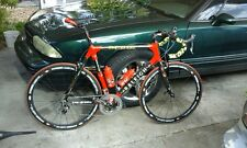 Pro Team Spike - Raleigh Racing - Carbon Fiber - Road - Track - Collectors