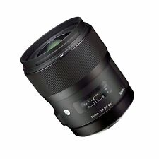 Sigma 35mm f1.4 DG HSM Lens - Canon Fit