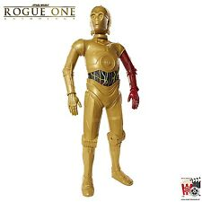 Deluxe droide c-3po 1:2 replica Star Wars-Statua/personaggio BIG-Sized