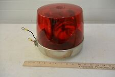 Vintage Smith & Wesson Red Rotating Light Lightbar Model 436 Police Fire 1675