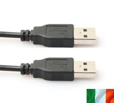 USB 2.0 Male to Male A Cable Lead High Speed External for Hard Disk Drive
