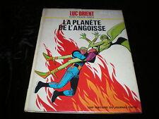 Eddy Paape / Greg : Luc Orient 4 : La planète de l'angoisse EO