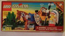 Lego Wild West 6709 Tribal Chief Set (14 pcs) MISP Sealed 1997