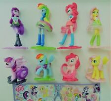Kinder -  Serie completa   Little Pony 2015  Italia + 8  cartine