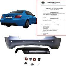 BMW E60 Limousine Heck Stoßstange für PDC ABS 03-07+ Diffusor M-Technik M +ABE**
