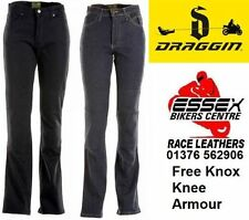 Draggin Denim Exact Motorcycle Trousers